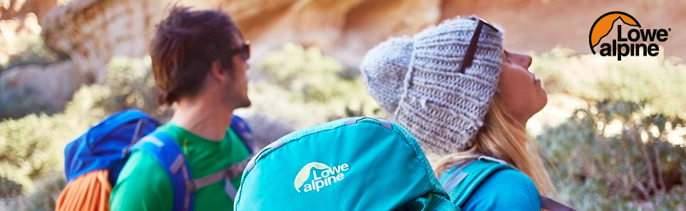 Lowe Alpine? Buy directly online at OutdoorXL