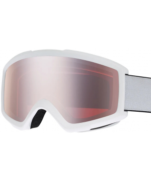 White (Lens: Silver Amber)-swatch