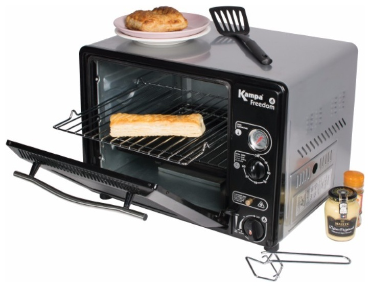 KAMPA FREEDOM CAMPING OVEN FREEDOM GAS CARTRIDGE OVEN Camping Equipment